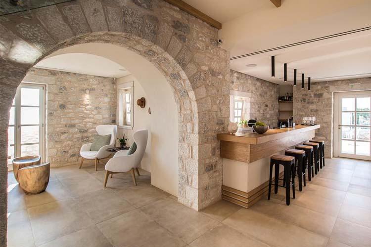 Lounge - BASSA MAINA Villas & Suites - Areopoli