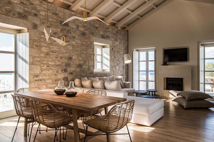 Villa Rustica - BASSA MAINA Villas & Suites - Areopoli