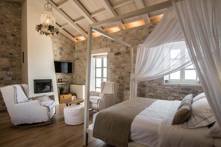 Alta Mira Suite - BASSA MAINA Villas & Suites - Areopoli