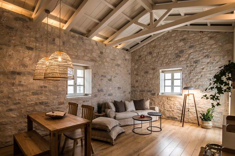 Villa Rocia - BASSA MAINA Villas & Suites - Areopoli