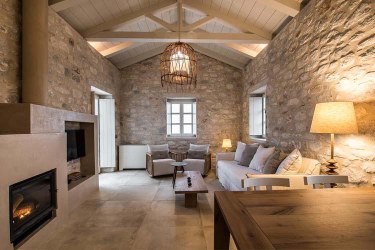 Villa Casolare - BASSA MAINA Villas & Suites - Areopoli