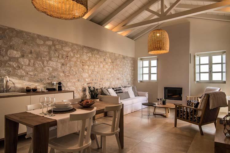 Villa Belvedere - BASSA MAINA Villas & Suites - Areopoli
