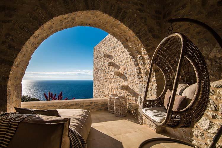 La Terra Suite - BASSA MAINA Villas & Suites - Areopoli