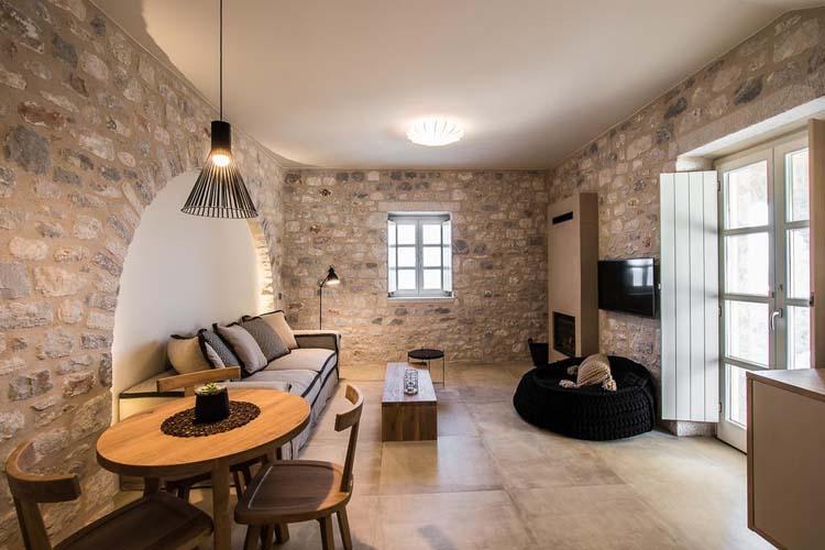 Villa Alta - BASSA MAINA Villas & Suites - Areopoli