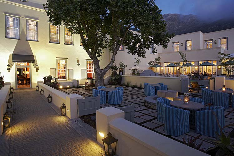 Exterior View - Hout Bay Manor - Hout Bay