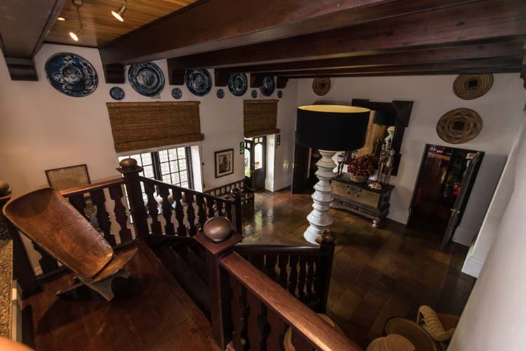 Lobby - Hout Bay Manor - Hout Bay