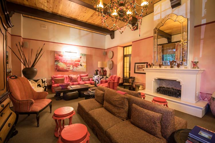 Living Room - Hout Bay Manor - Hout Bay