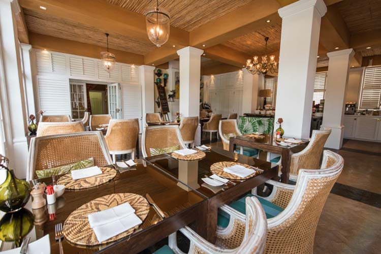 Manor Restaurant - Hout Bay Manor - Hout Bay