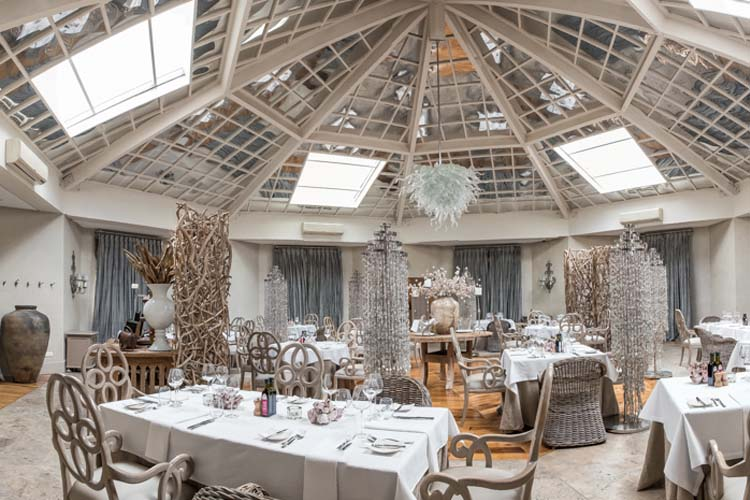 Pure Restaurant - Hout Bay Manor - Hout Bay