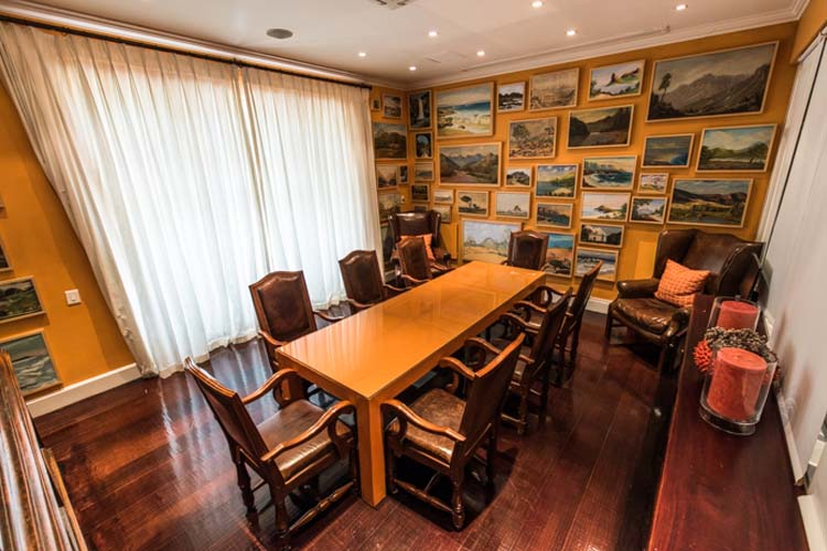 Meeting Room - Hout Bay Manor - Hout Bay