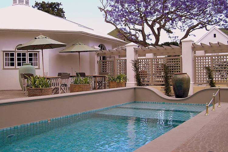 Pool - Hout Bay Manor - Hout Bay