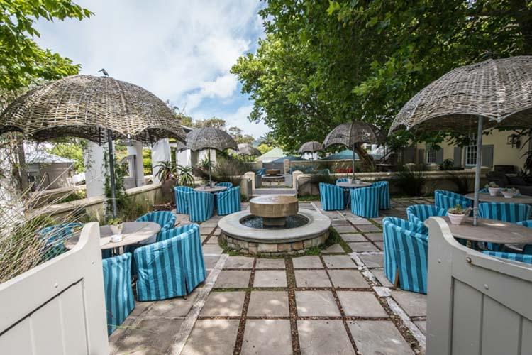 Garden - Hout Bay Manor - Hout Bay