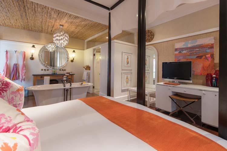 Sangoma Room - Hout Bay Manor - Hout Bay