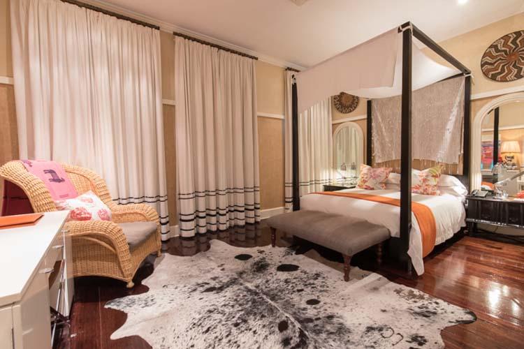 Zulu Room - Hout Bay Manor - Hout Bay