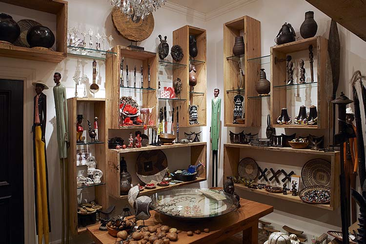 Hotel Shop - Hout Bay Manor - Hout Bay
