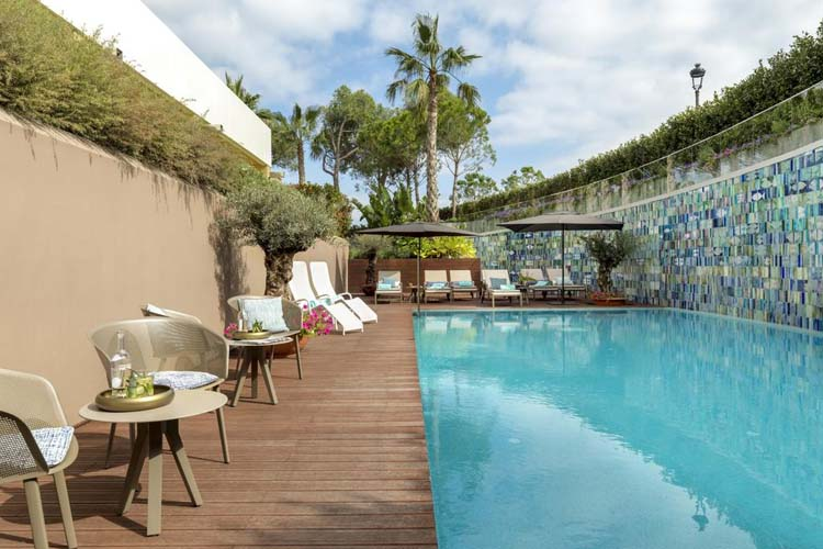 Pool - Alábriga Hotel & Home Suites - Costa Brava