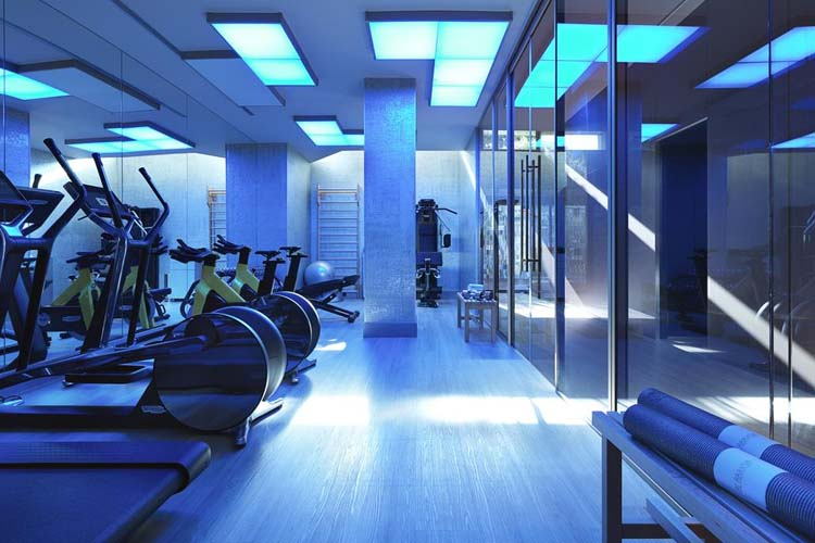 Fitness Center - Alábriga Hotel & Home Suites - Costa Brava