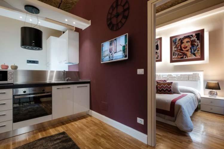 Apartment Standard - Apart Hotel Torino - Turin