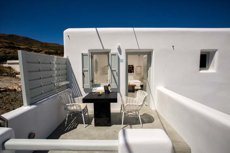 Deluxe double sea view  - Blue Sand Boutique Hotel & Suites - GREECE