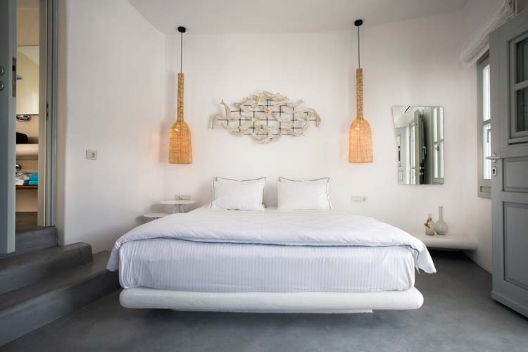 Superior sea view suite - Blue Sand Boutique Hotel & Suites - GREECE