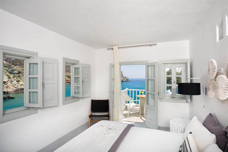 Premium double sea view  - Blue Sand Boutique Hotel & Suites - GREECE