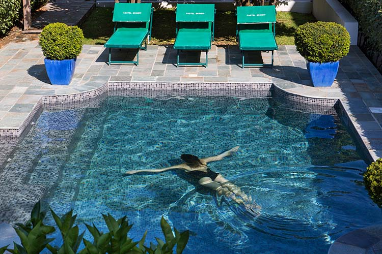 Pool - Hôtel Demeure Castel Brando - Erbalunga