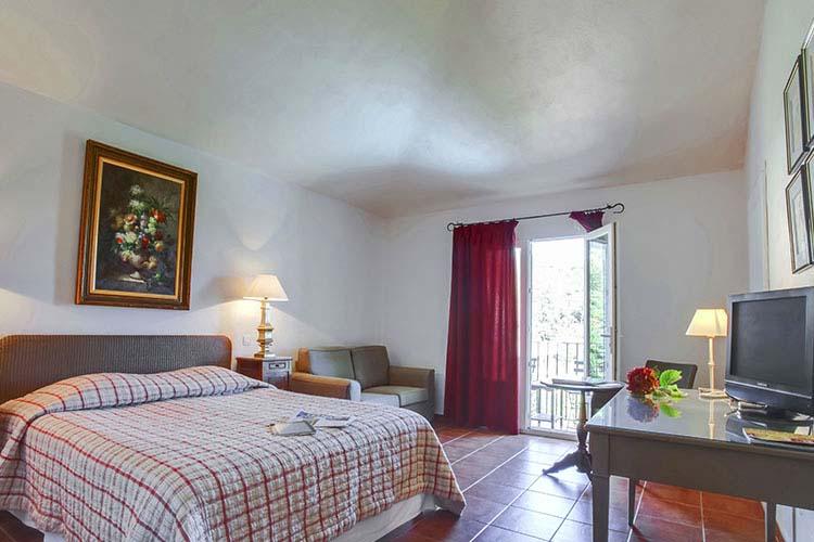 Superior Double Room - Hôtel Demeure Castel Brando - Erbalunga