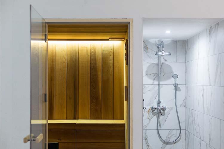 Bathroom - Hôtel Demeure Castel Brando - Erbalunga