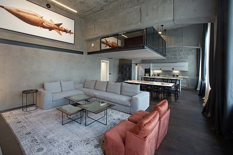 Edit Lofts Aparthotel Ein Boutiquehotel In Turin Seite