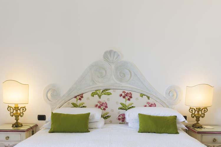 Garden View Room - Hotel Palazzo Murat - Amalfiküste