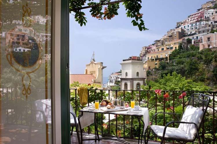 Superior Room - Hotel Palazzo Murat - Amalfiküste