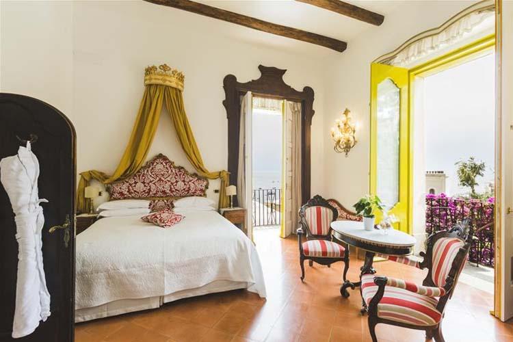 Special Deluxe Room - Hotel Palazzo Murat - Amalfiküste