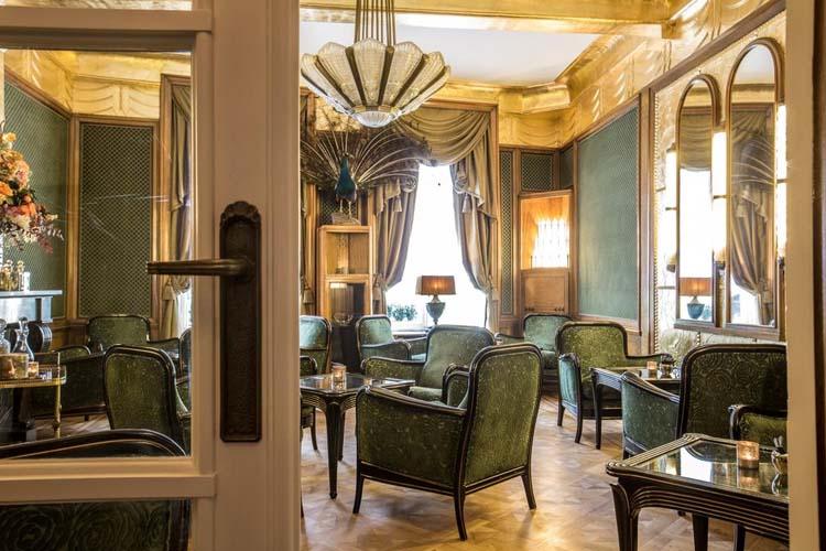 Living Room - Hotel de Castillion - Bruges