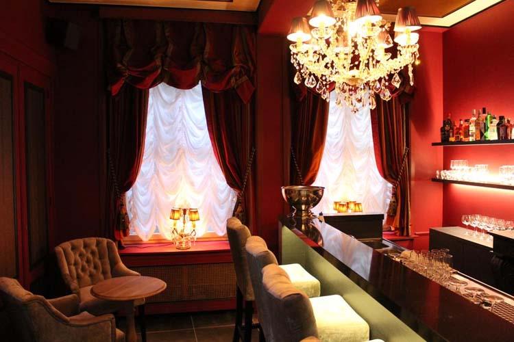 Lounge - Hotel de Castillion - Bruges
