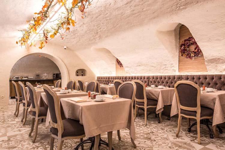 Dining Room - Hotel de Castillion - Bruges