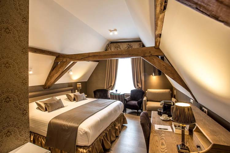 Triple Classic Room - Hotel de Castillion - Bruges