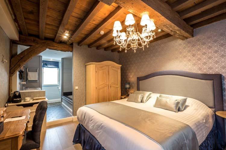 Deluxe Room - Hotel de Castillion - Bruges