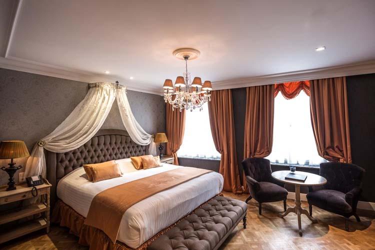 Junior Suite - Hotel de Castillion - Bruges