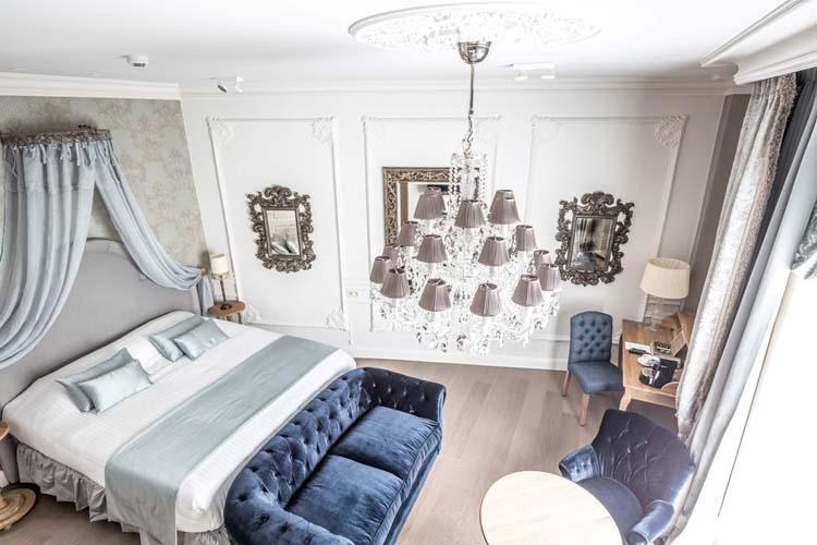 Honeymoon Suite - Hotel de Castillion - Bruges