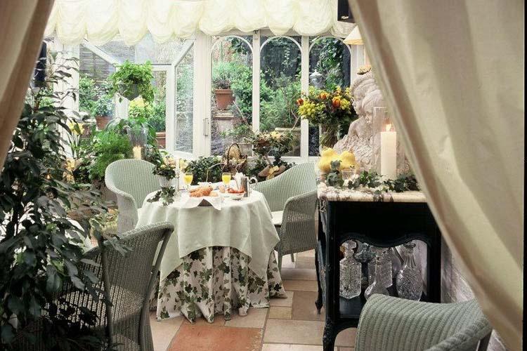 Dining Room - Hotel Die Swaene - Brujas