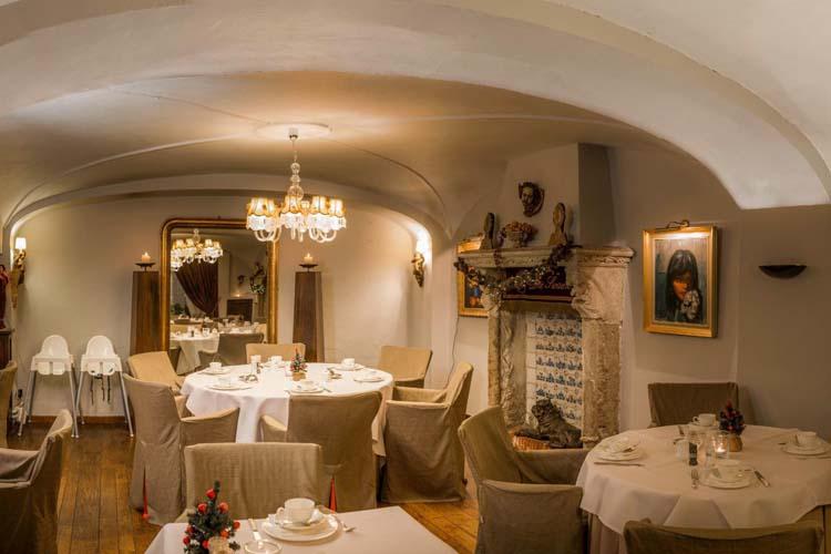 Restaurant - Hotel Die Swaene - Brujas