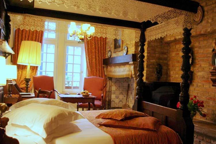 Superior Room - Hotel Die Swaene - Brujas