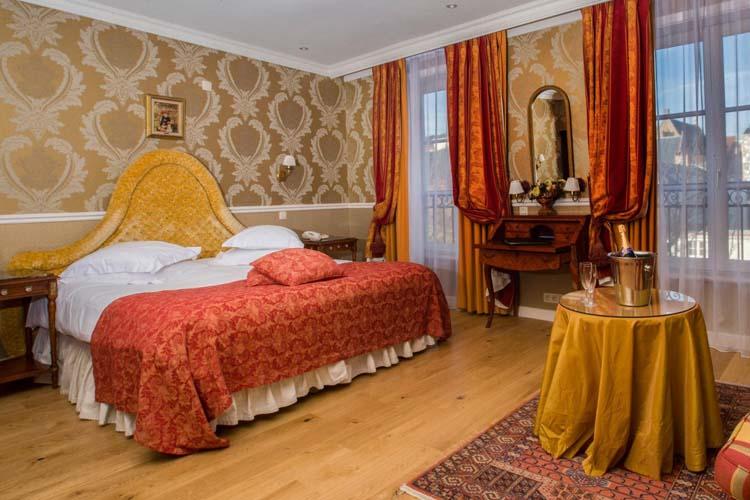 Deluxe Room - Hotel Die Swaene - Brujas