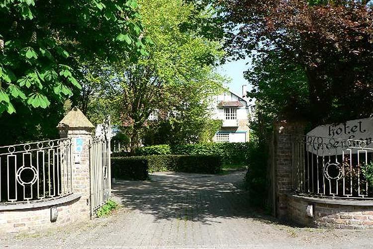 Entrance - Gasthof Groenhove - Bruges