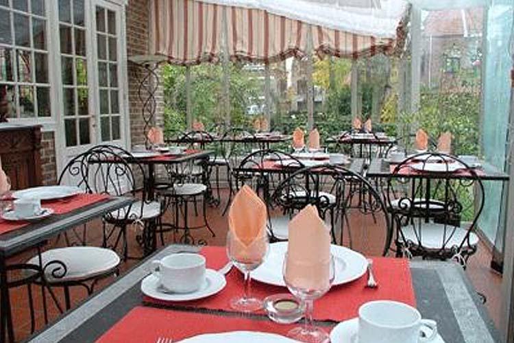 Breakfast Room - Gasthof Groenhove - Bruges