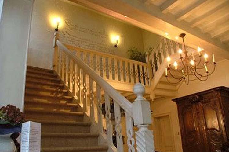 Staircase - Gasthof Groenhove - Bruges