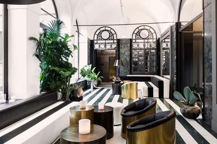Living Room - Senato Hotel Milano - Milano