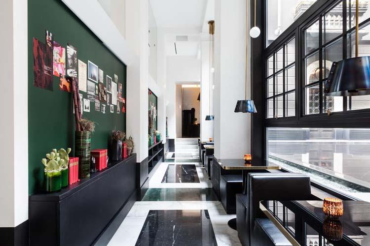 Lounge  - Senato Hotel Milano - Milano