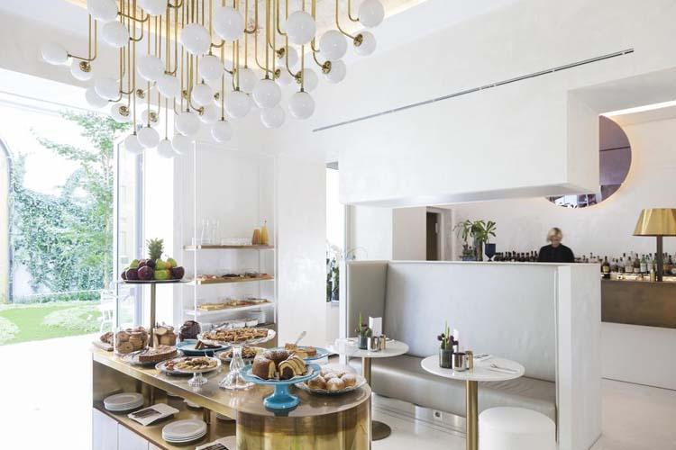 Breakfast Room - Senato Hotel Milano - Milano