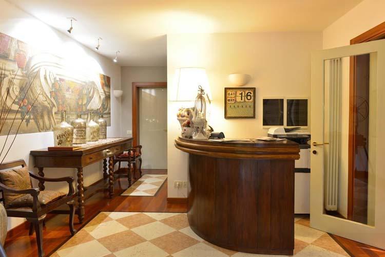 Reception - Like Home Boutique - Azzano San Paolo